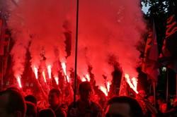 """Патриоты прошли по Одессе огненным """"маршем украинского порядка"""" (ФОТО, ВИДЕО)"""
