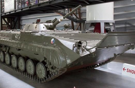 Чешские БМП-1 и САУ 2С1 могут пополнить состав Вооруженных сил Украины