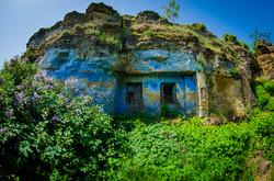 Как выглядят пещерные дома в Одессе (ФОТО)