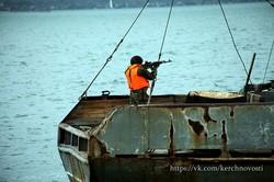 Очень опасный, во всех отношениях, Крымский мост