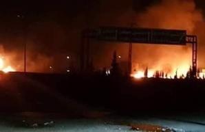 """ВВС Израиля опять пожелали """"покойной ночи"""" боевикам в Сирии"""