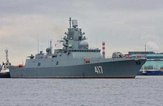 """Многострадальный фрегат """"Адмирал Горшков"""" снова будут мучать"""