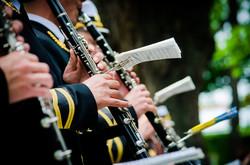 В Одессе в честь Дня Победы звучали мелодии военных лет (ФОТО)