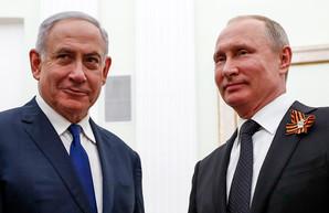Путин слил Иран или о вояже Нетаньяху в двух словах