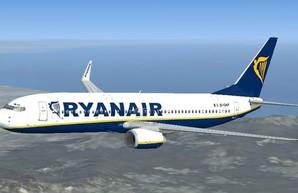 Ryanair планирует летать из Одессы летом 2019 года