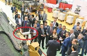 Украинские КАЗ уже на защите турецких танков