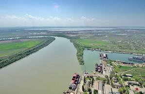 Дунайское пароходство наращивает перевозки грузов