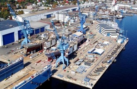 """США заложили очередной эсминец класса """"Арли Бёрк"""""""