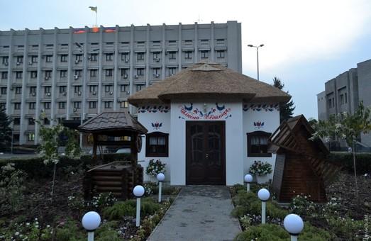 «Хату бракосочетаний» Саакашвили в Одессе демонтируют