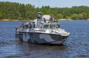 Российские штурмовые катера оснащаются шведскими комплектующими