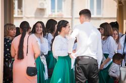 Одесские школьники отдыхают после последнего звонка (ФОТО)