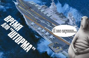 Ненужный МиГ-35 вскрыл проблема нового российского суперавианосца