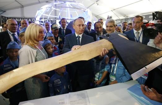 Санкции возвращают Россию в каменный век