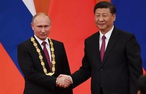 Путину бусы, Китаю российские заводы СПГ