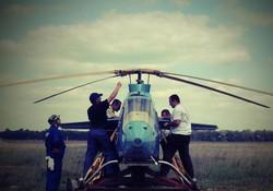 Украинский вертолет VV-2 все ещё жив