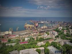 Порт и улица Приморская
