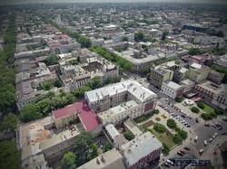 Панорама центра Одессы