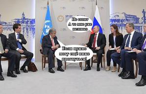 Генсек ООН едет в Россию за дивидендами и благословением