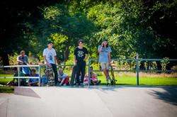 В Одессе соревнуются скейтеры со всей Украины (ФОТО)