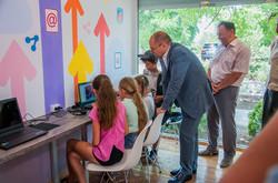 Как под Одессой новый центр админуслуг открывали (ФОТО)