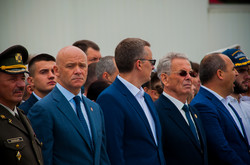 Одесса отмечает День Военно-Морских Сил  Украины (ФОТО)