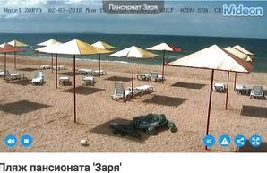 """Крымский """"не сезон"""" 2018: июль стартовал, как и июнь"""