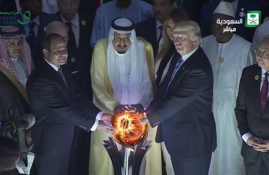 Трамп принудил саудитов демпинговать цену на нефть