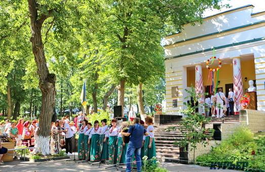 Как празднуют Ивана Купала на родине Григория Сковороды: взгляд одессита (ФОТО, ВИДЕО)
