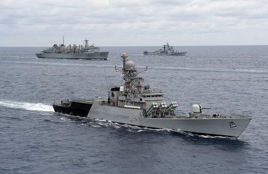 Индийский флот будут развивать с помощью Украины