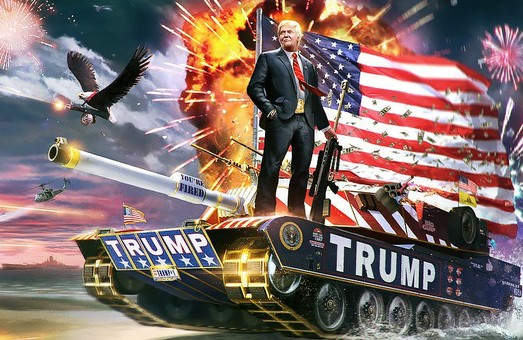 Трамп – агент Кремля или о гибридном ветре запоребрья