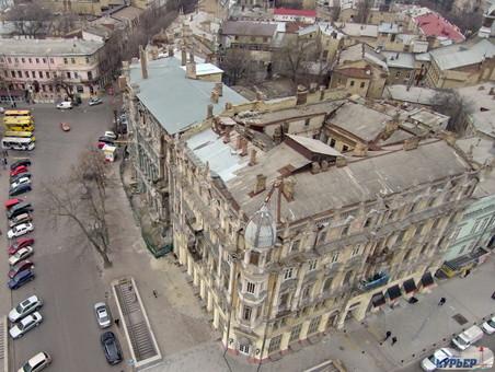 Одесская ОГА судится с одесской мэрией за дом Либмана