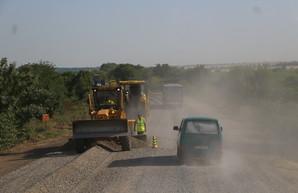 В Одесской области потратят на ремонт дорог вдвое запланированной суммы