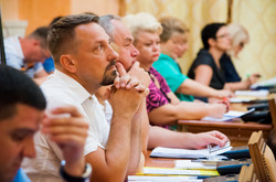 Как сегодня  в Одессе проходит сессия горсовета (ФОТО)