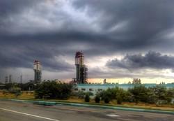 На Одессу надвигается устрашающий грозовой фронт (ФОТО)