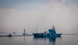 В Одессе гостит эскадра Североатлантического Альянса (ФОТО)