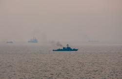 Как уходила в море из Одессы эскадра НАТО (ФОТО)