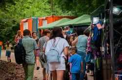"""Одесский книжный фестиваль """"Зеленая волна"""" теперь с платным входом (ФОТО)"""