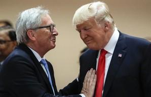 США и ЕС обойдутся без торговой войны