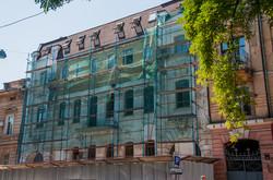 """Реставрация здания в Одессе на Елисаветинской: что будет со старинным фасадом в стиле """"модерн"""" (ФОТО)"""