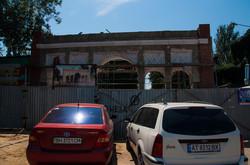 Входы в бывшее Одесское Первое Христианское кладбище делают в виде мавританских арок (ФОТО)