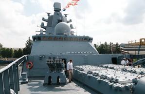 """Беззубый """"Адмирал Горшков"""""""
