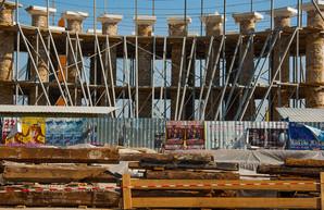 """Что не так с колоннадой Воронцовского дворца в Одессе: """"железобетонное дело"""""""