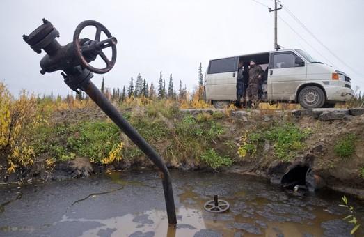 В России признали кризис нефтедобывающей индустрии