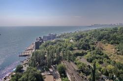 Как выглядит летняя Одесса с высоты над морем (ФОТО)