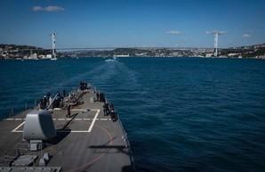 Черное море снова под присмотром Arleigh Burke