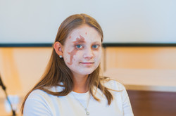 Под Одессой детей учили снимать фильмы (ФОТО)