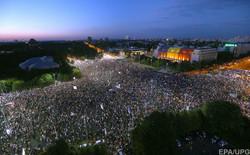 Протесты в Румынии: предвыборная агитация или воля народа