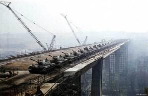 Крымские мост опять не радует