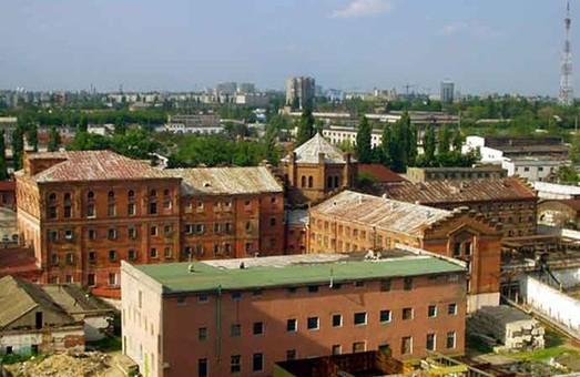 В Одессе обещают создать отель и ТРЦ с детскими аттракционами на месте Тюремного замка