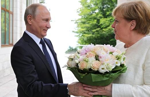Путин едет на свадьбу с Меркель или без оптимизма о берлинском рандеву